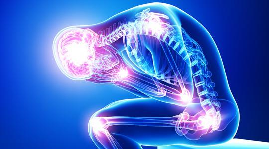 Почему возникают хронические боли в мышцах и костях? | 1