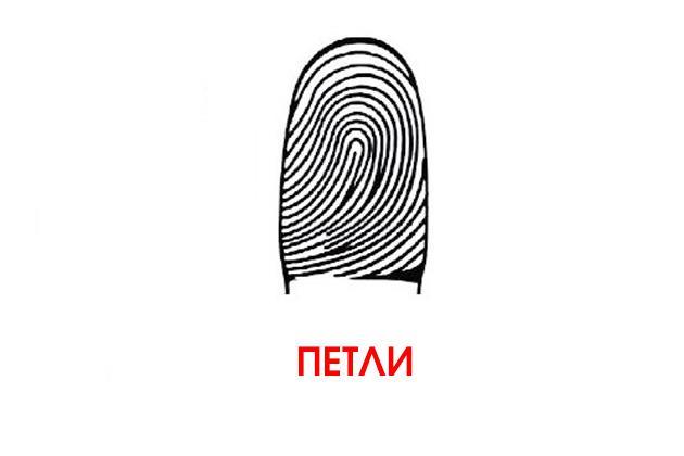 отпечатки твоих пальцев могут рассказать все о твоих способностях!