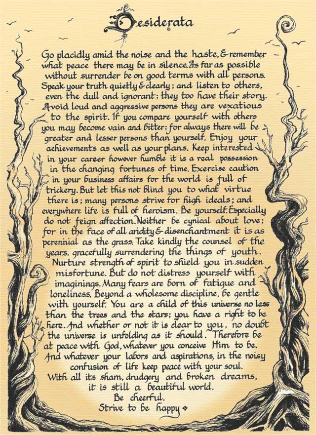 Удивительный текст, найденный в старой церкви - прочти, и твоя жизнь начнется заново!
