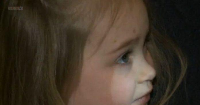 Мать опубликовала фото дочери в Facebook... Это спасло малышке жизнь!