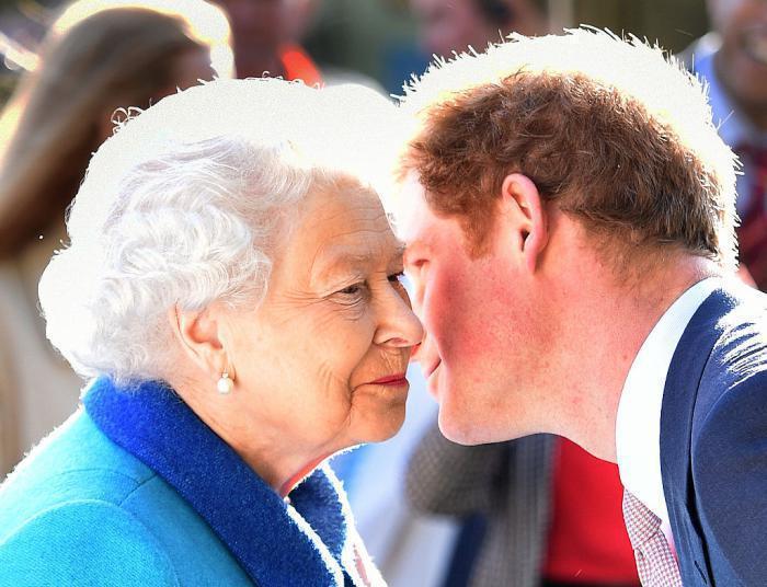 Какое жуткое условие поставила Елизавета II принцу Гарри?