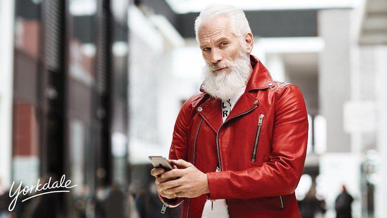 Мужчины-модели — возраст красоте не помеха!