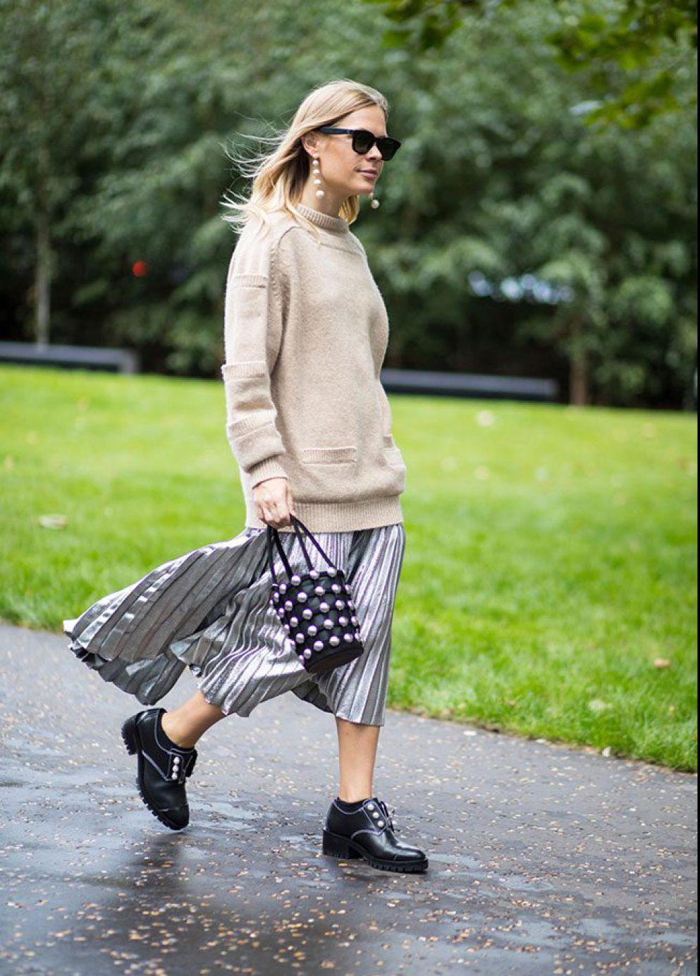 Тренды осени: какие юбки нужно выбирать в этом сезоне?
