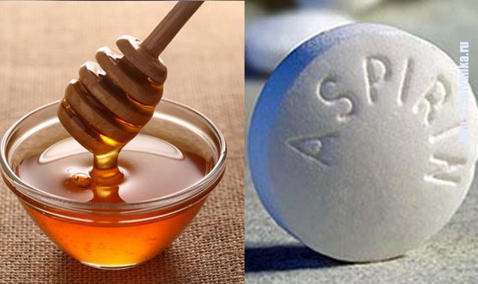 Маска-скраб для лица из меда и аспирина: подарите вашей коже молодость и сияние! | 1