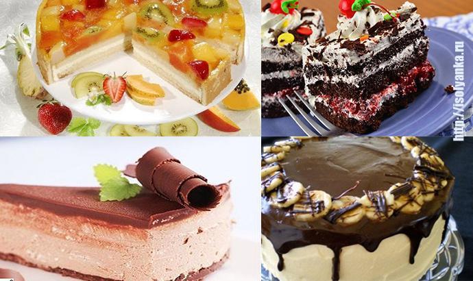 Шесть десертов без выпечки, которые придутся по вкусу всем сладкоежкам! | 2