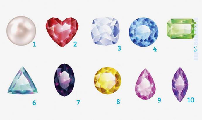 Выбери драгоценный камень и узнай кто ты! Правдивый тест... | 4