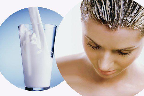 Кефирные маски — здоровье ваших волос! | 1