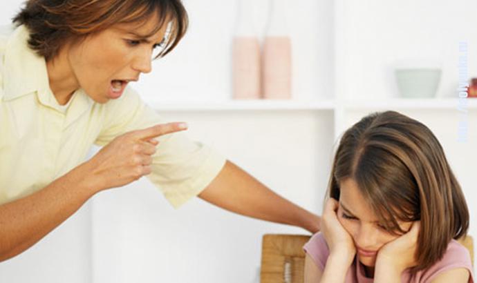 Как перестать кричать на ребенка? | 1