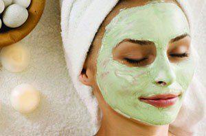 Чудесные маски для лица из бесцветной хны