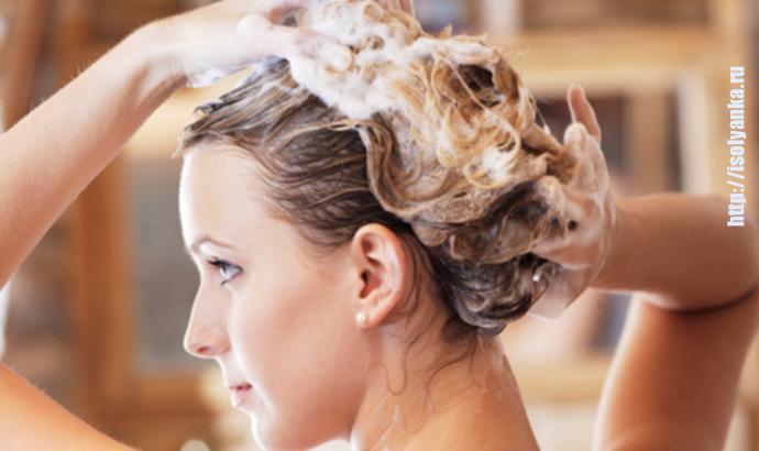 Новый тренд: «обратное» мытье волос — ваши волосы преобразяться до неузнаваемости! | 109