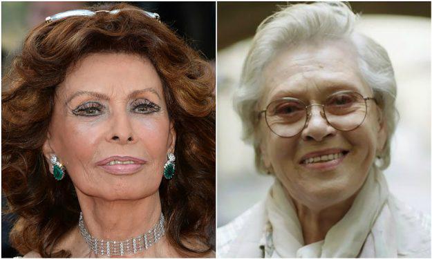 Пластика или естественность: сравнение 82-летней Алисы Фрейндлих с Софи Лорен | 1
