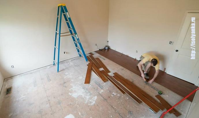 Пока жена отдыхала муж решил устроить ей сюрприз... Посмотрите во что он превратил квартиру за два дня!   39