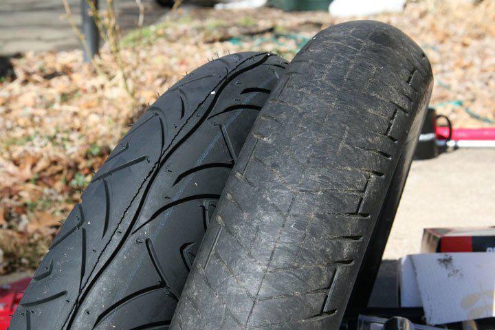 Как нас обманывают продавцы шин, продавая старые шины как новые! | 2