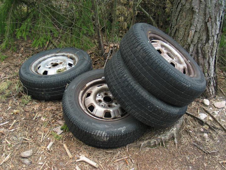 Как нас обманывают продавцы шин, продавая старые шины как новые! | 4