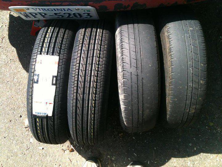 Как нас обманывают продавцы шин, продавая старые шины как новые! | 8