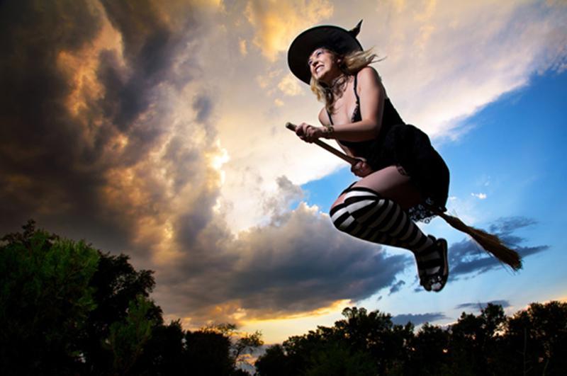 Тест: Узнайте, какая вы ведьма?! | 2