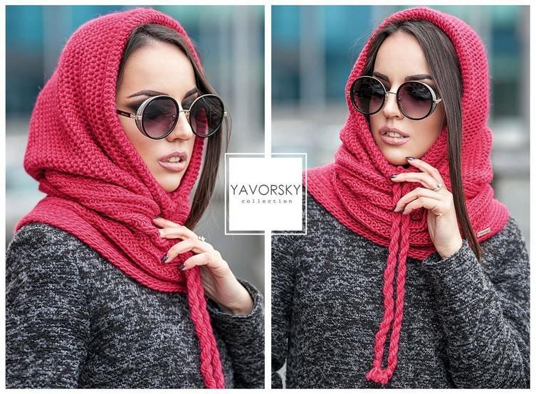 Так нужно правильно носить шарф. Советы которые помогут выглядеть стильно! | 6