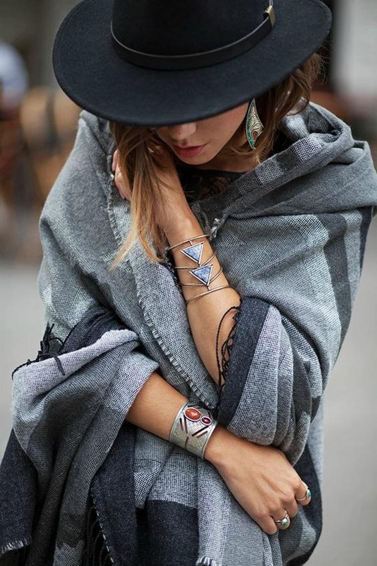 Так нужно правильно носить шарф. Советы которые помогут выглядеть стильно! | 10