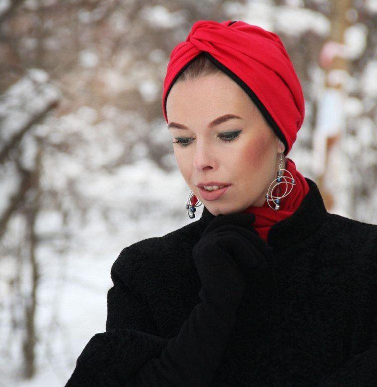 Так нужно правильно носить шарф. Советы которые помогут выглядеть стильно! | 3