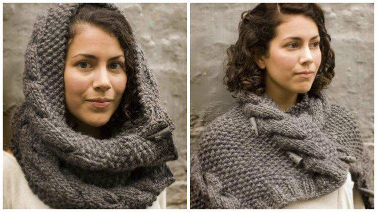 Так нужно правильно носить шарф. Советы которые помогут выглядеть стильно! | 7