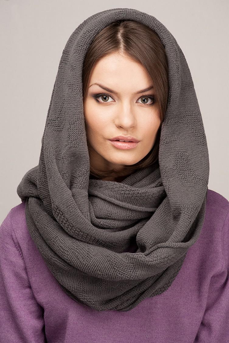Так нужно правильно носить шарф. Советы которые помогут выглядеть стильно! | 5