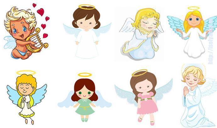 Хотите получить предсказание? Выберите ангелочка! | 1