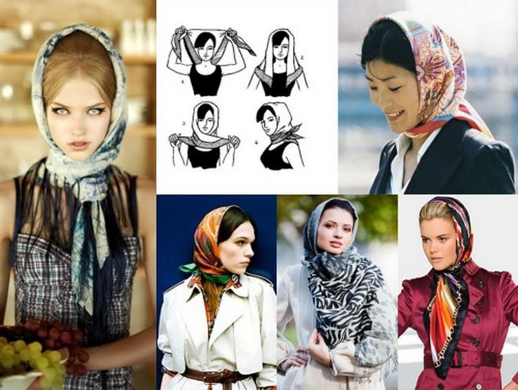 Так нужно правильно носить шарф. Советы которые помогут выглядеть стильно! | 1