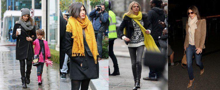 Так нужно правильно носить шарф. Советы которые помогут выглядеть стильно! | 9