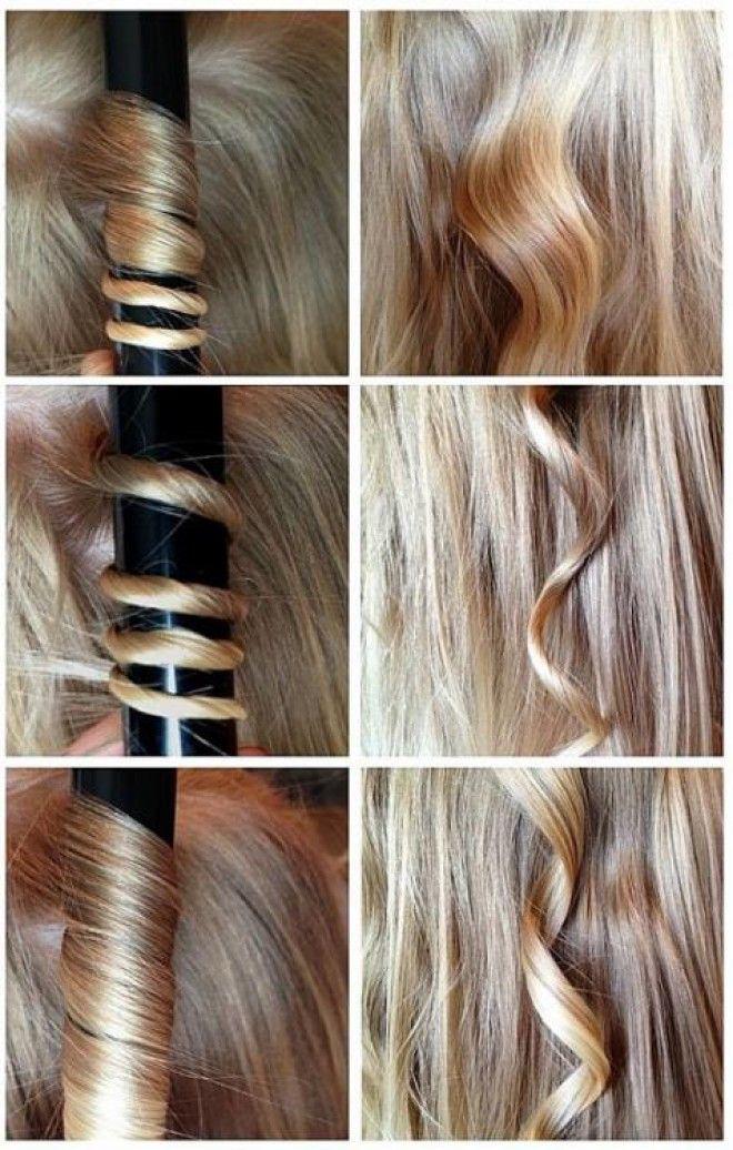 10 фишек в укладке волос, которые должна знать каждая девушка!