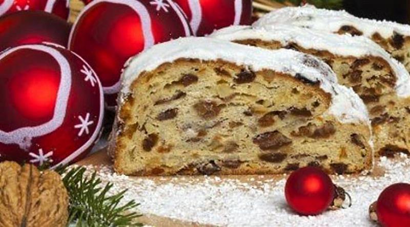 Рождественский штоллен — такой вкусный и простой, что испечет, даже, ребенок!