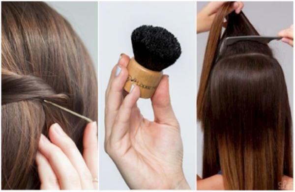Как быстро и красиво уложить волосы? | 1