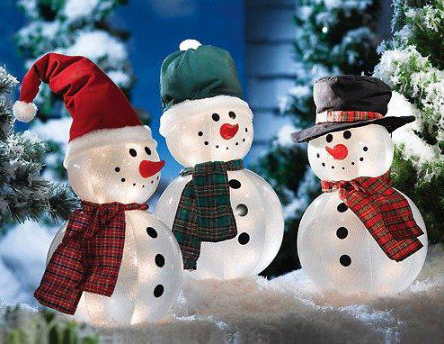 Узнай, какую удачу принесет тебе снеговик!