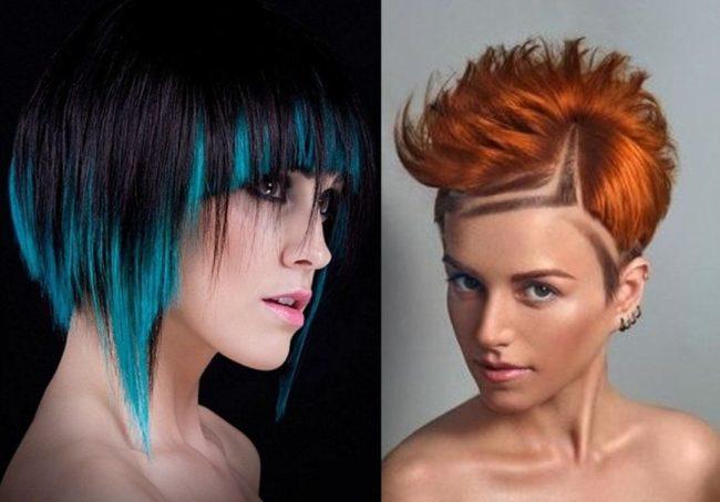 Самые модные тенденции окрашивания волос в 2018 году | 11