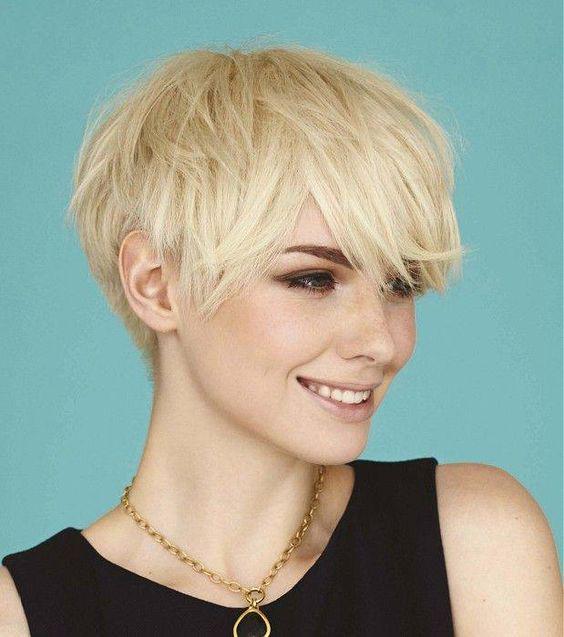 16 стильных идей стрижки каскад на короткие волосы | 13