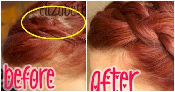 Как быстро и красиво уложить волосы? | 12