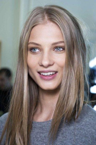 Самые модные тенденции окрашивания волос в 2018 году | 16