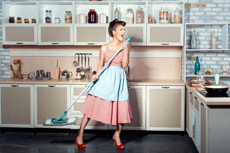 Генеральная уборка перед Новым годом: как прилечь в дом благополучие!