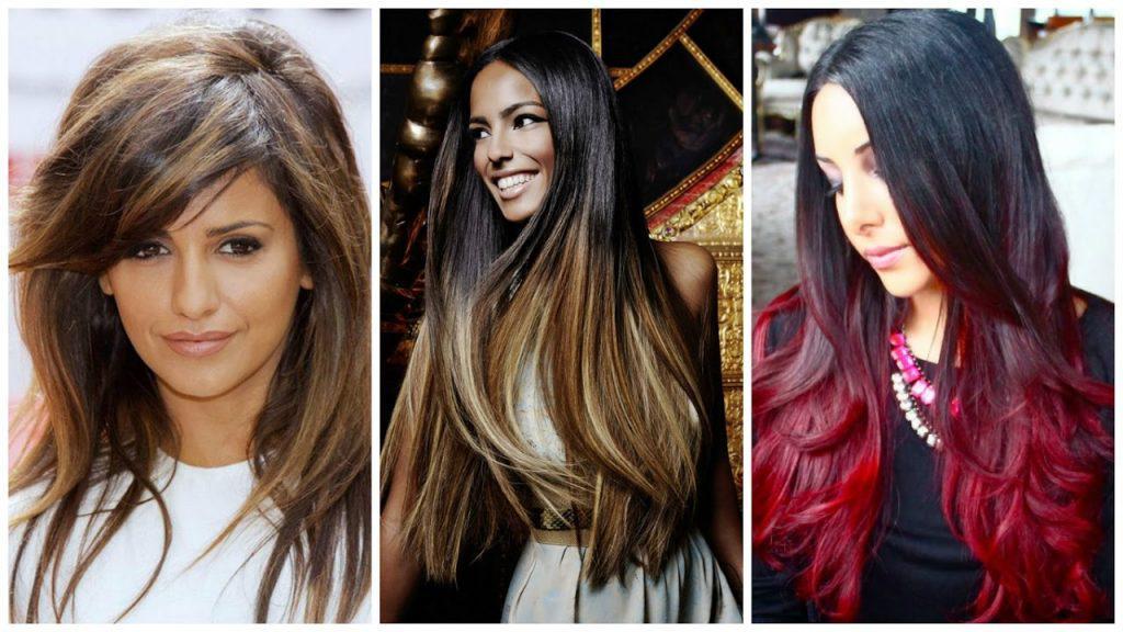 Самые модные тенденции окрашивания волос в 2018 году | 2