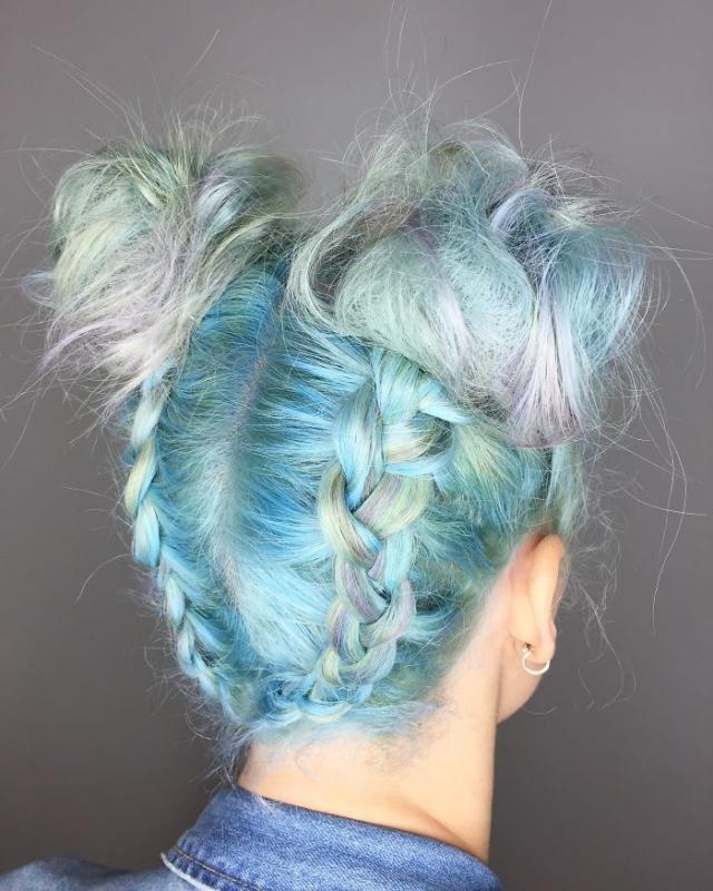 Самые модные тенденции окрашивания волос в 2018 году | 21