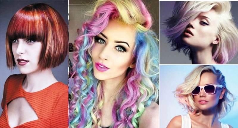 Самые модные тенденции окрашивания волос в 2018 году | 26