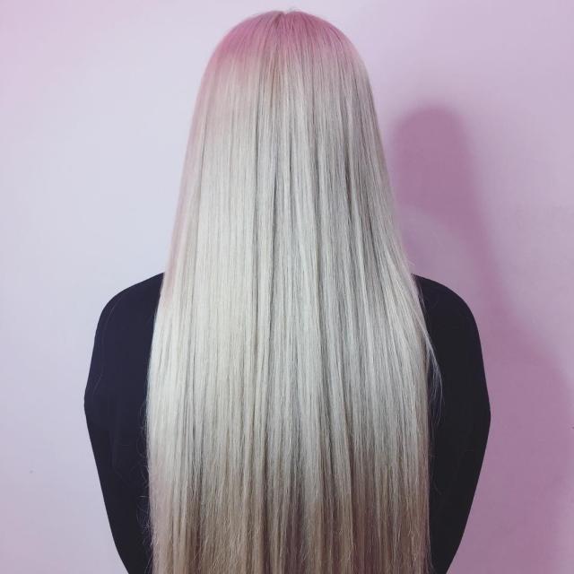 Самые модные тенденции окрашивания волос в 2018 году | 29