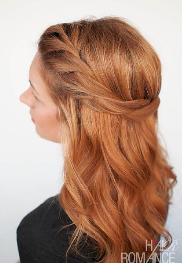 Как быстро и красиво уложить волосы? | 3
