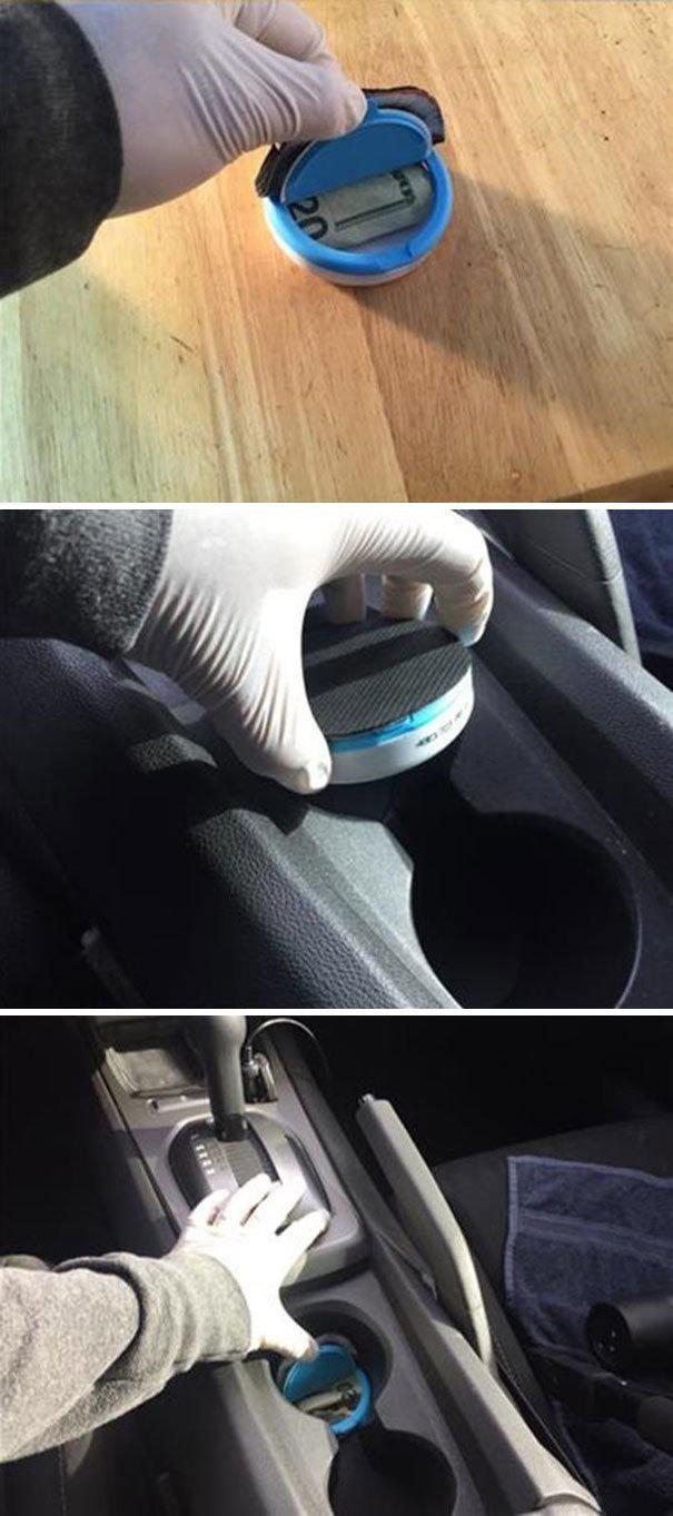 Тайник в авто где спрятаться, забавно, неожиданно, познавательно, потайное место, секрет, тайна, тайник