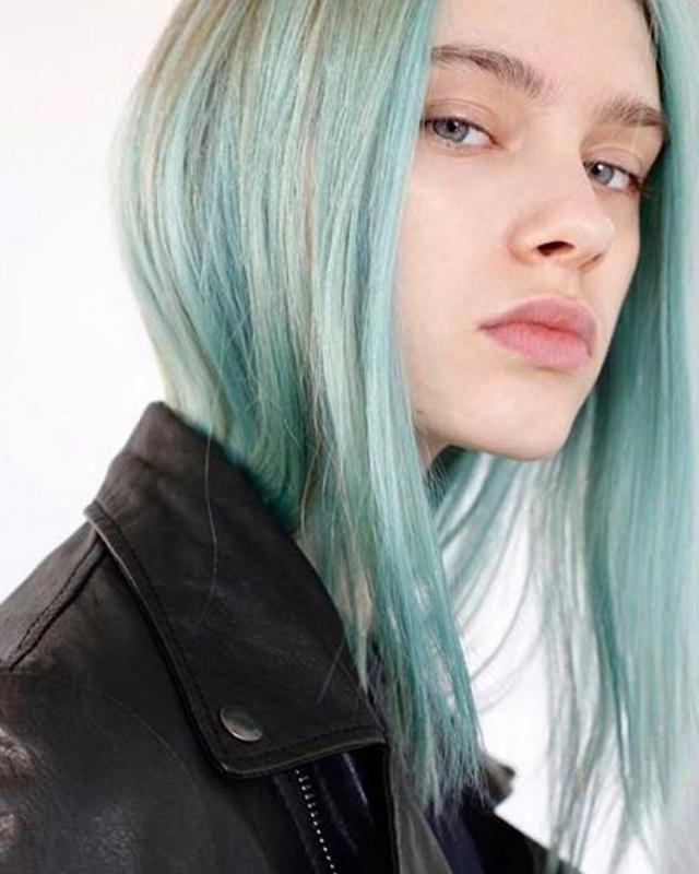 Самые модные тенденции окрашивания волос в 2018 году | 31
