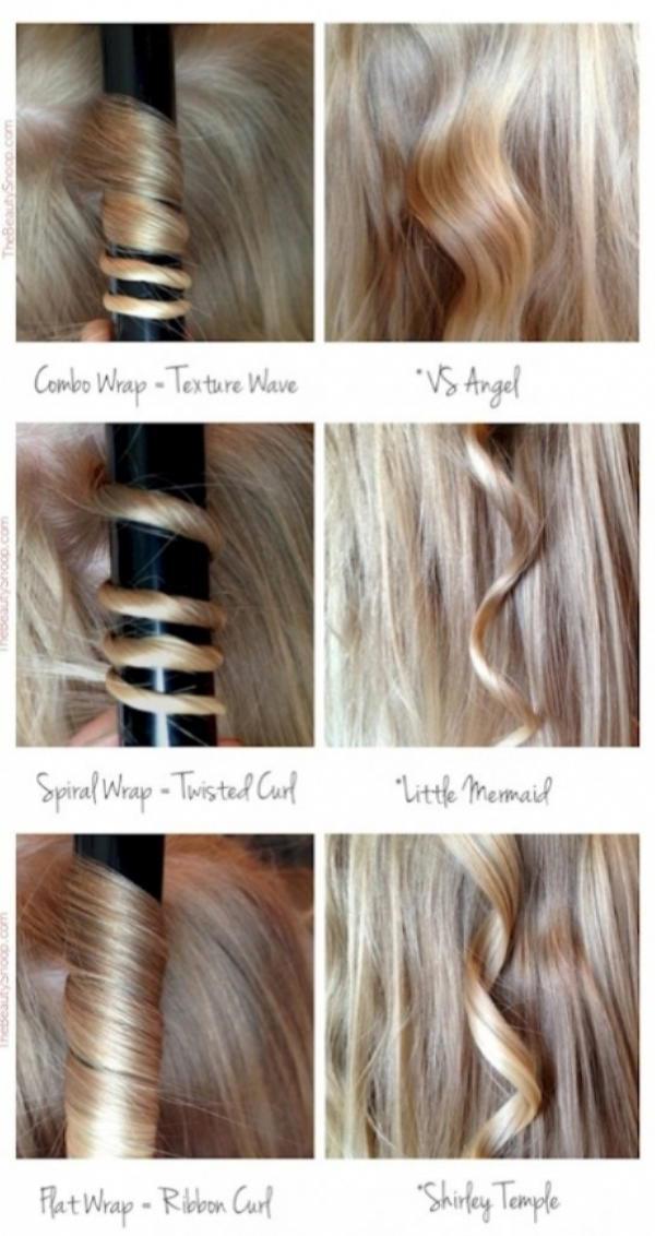 Как быстро и красиво уложить волосы? | 4