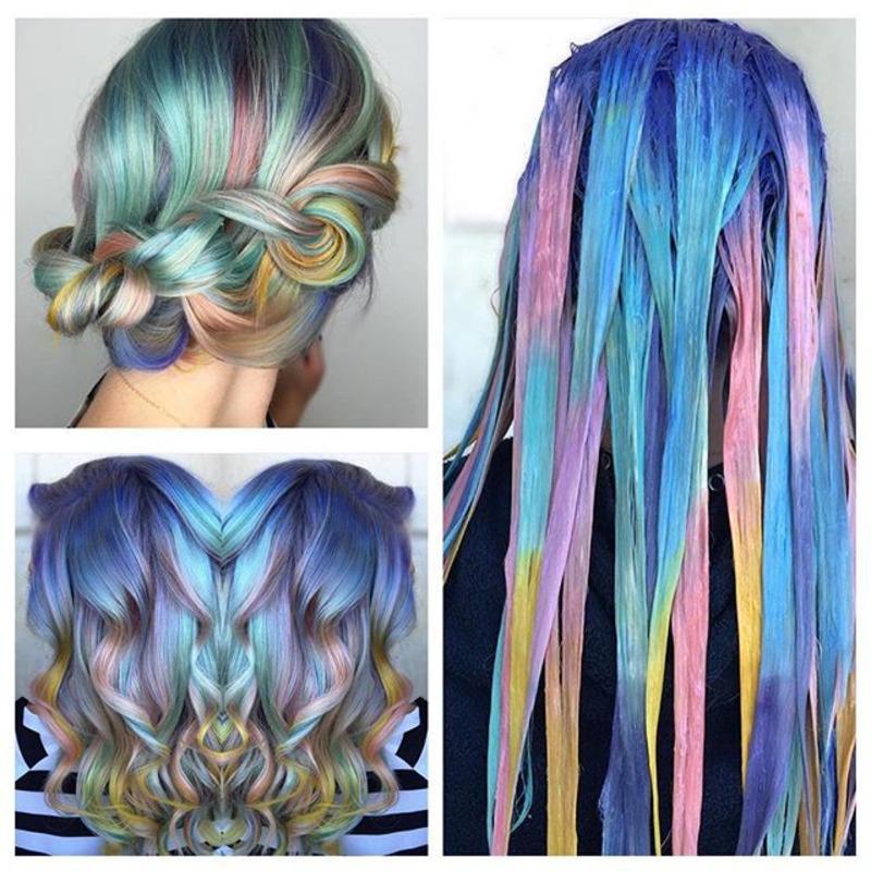 Самые модные тенденции окрашивания волос в 2018 году | 40
