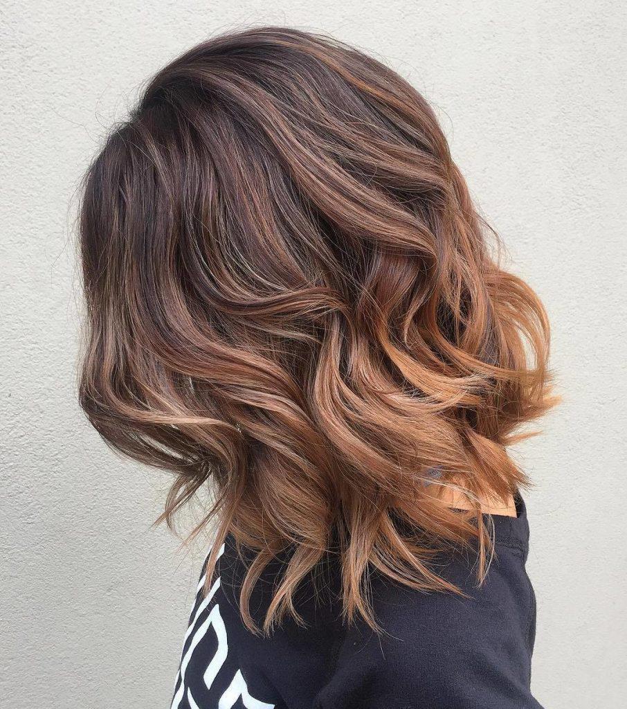 Самые модные тенденции окрашивания волос в 2018 году | 47