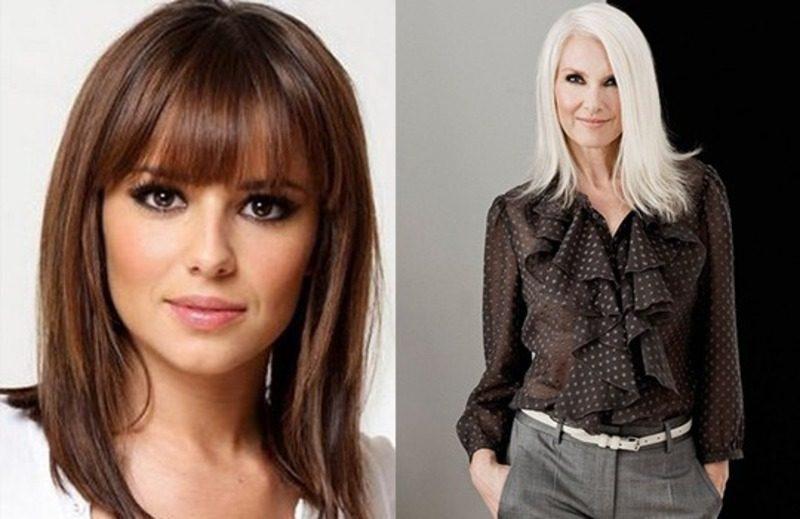 Модные стрижки и прически для женщин 40, 50 и более лет   48