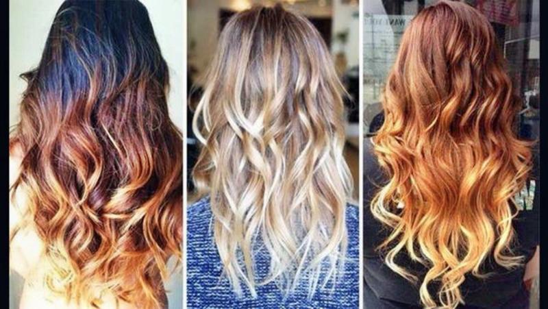 Самые модные тенденции окрашивания волос в 2018 году | 48