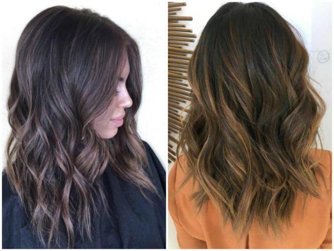 Самые модные тенденции окрашивания волос в 2018 году | 49